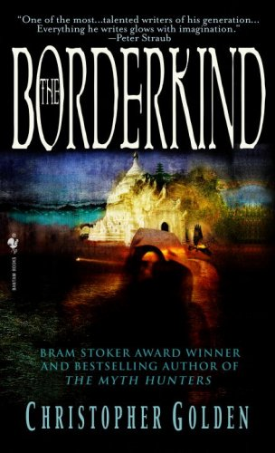 The Borderkind (The Veil, Book 2) Image